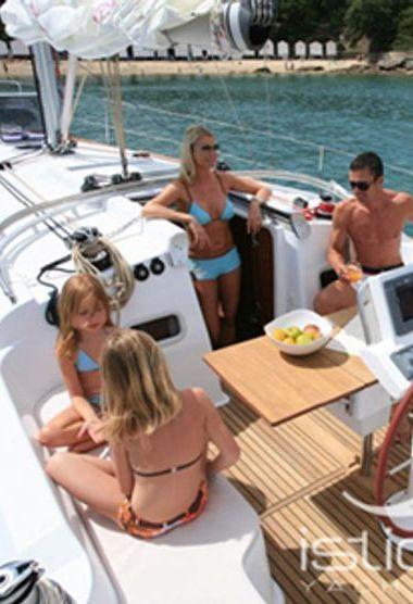 Barca a vela Beneteau Oceanis 37 - 2009 (raddobbo 2013)-3