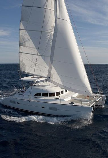 Catamaran Lagoon 380 (2011)-3