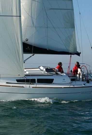 Sailboat Jeanneau Sun Odyssey 33 i (2013)-3