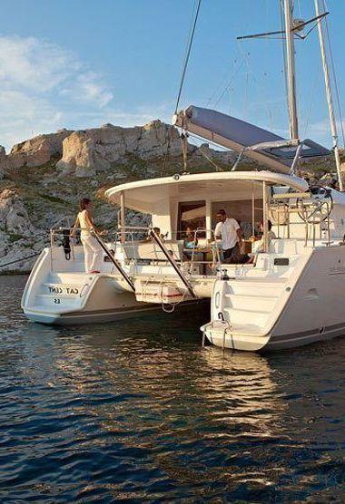 Catamaran Lagoon 400 S2 (2017)-3