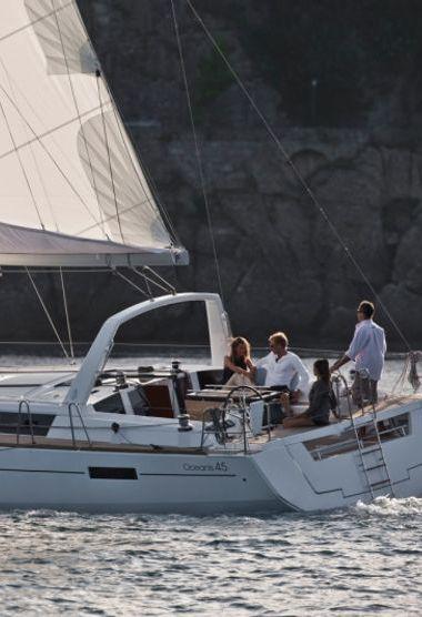 Velero Beneteau Oceanis 45 (2012)-3