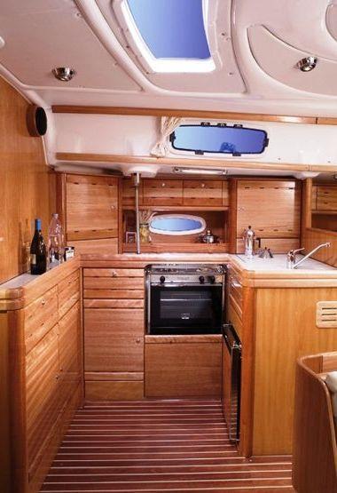 Barca a vela Bavaria Cruiser 50 (2008)-3