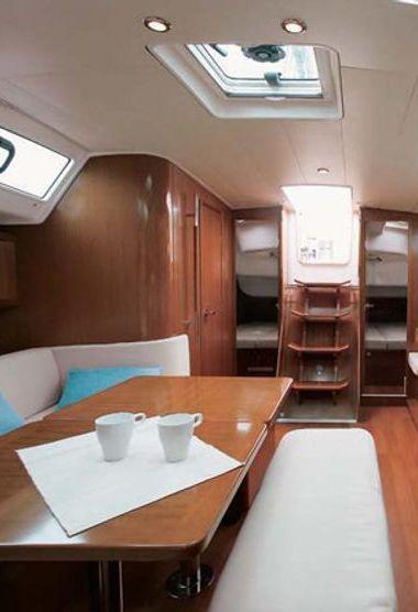 Sailboat Beneteau Oceanis 40 - 2008 (refit 2014)-3