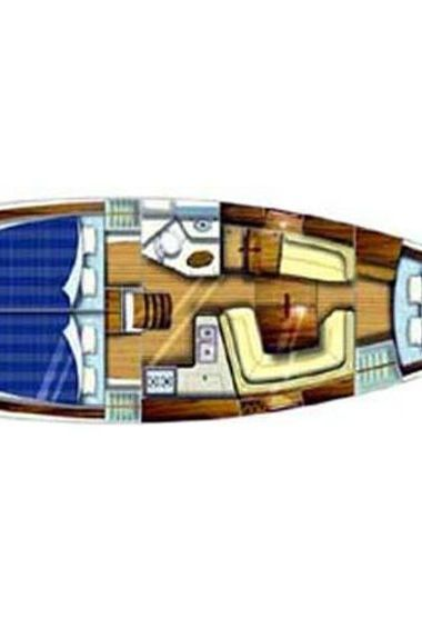 Barca a vela Jeanneau Sun Odyssey 35 - 2004 (raddobbo 2006)-3