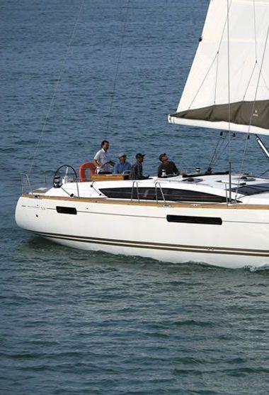Barca a vela Jeanneau 53 (2011)-3