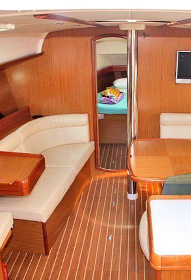 Barca a vela Jeanneau Sun Odyssey 42 i (2009)-3