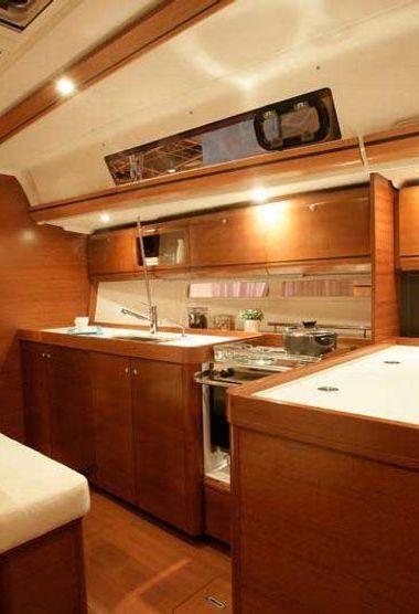 Velero Dufour 405 Grand Large (2011)-3