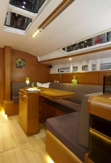 Barca a vela Jeanneau Sun Odyssey 439 Performance (2011)-3