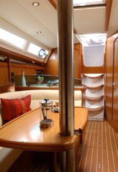 Barca a vela Jeanneau Sun Odyssey 36 i (2008)-3