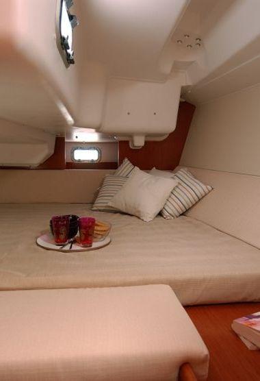 Barca a vela Beneteau Oceanis 37 (2010)-3