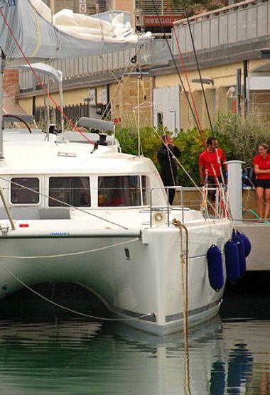 Catamaran Lagoon 440 (2010)-3