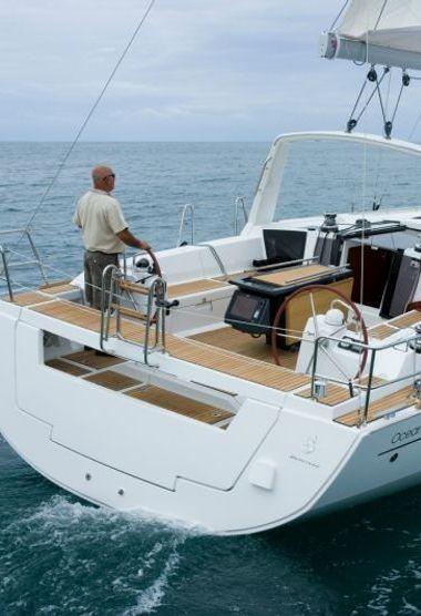 Zeilboot Beneteau Oceanis 45 (2014)-3