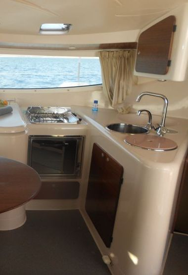 Catamaran Fountaine Pajot Athena 38 - 1998 (refit 2020)-3