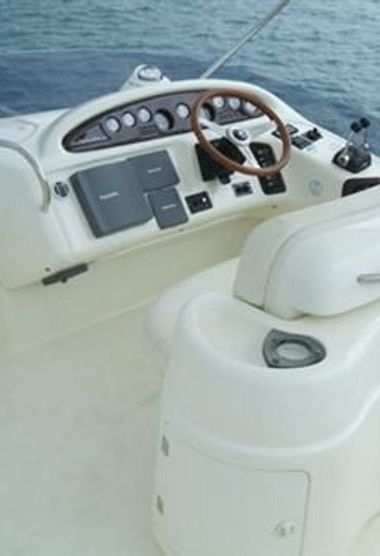 Motorboot Cranchi Atlantique 48 (2002)-3