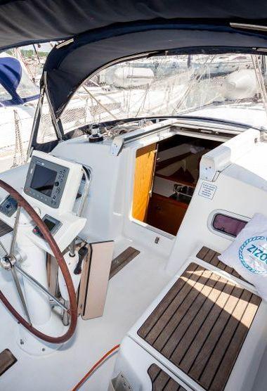 Barca a vela Beneteau Oceanis 34 (2009)-3