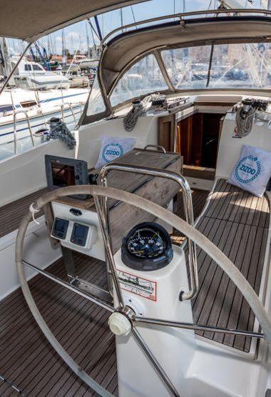 Zeilboot Bavaria Cruiser 40 (2011)-3