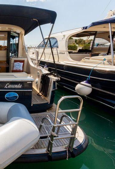 Motorboot Sas Vektor Adriana 36 (2011)-3