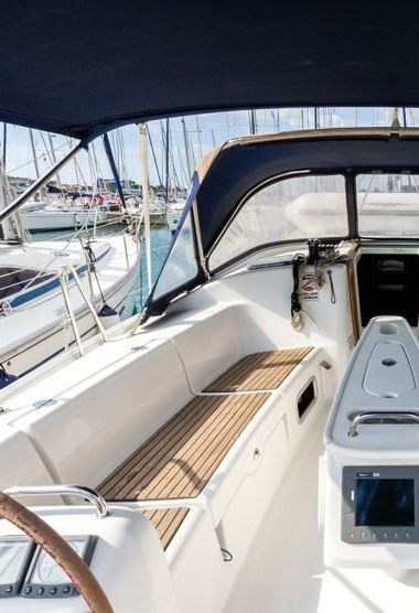 Sailboat Beneteau Cyclades 43.4 - 2008 (refit 2014)-3
