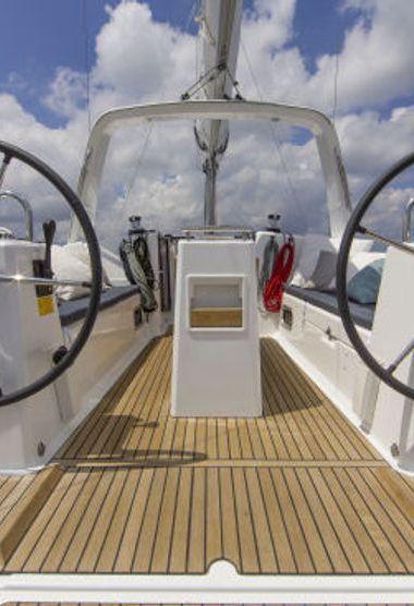 Barca a vela Beneteau Oceanis 35 (2016)-3