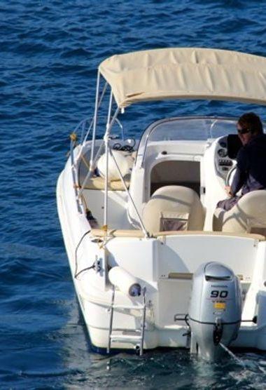 Speedboot Beneteau Flyer 550 Sun Deck (2008)-3