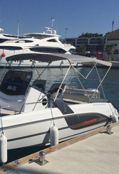 Sportboot Beneteau Flyer 6.6 Spacedeck (2015)-3