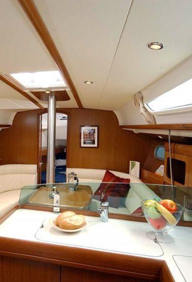 Segelboot Jeanneau Sun Odyssey 36 i (2009)-3