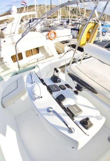Catamarano a motore Lagoon Power 43 - 2005 (raddobbo 2015)-3