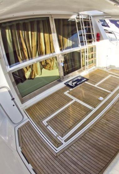 Imbarcazione a motore Ferretti 52 - 1998 (raddobbo 2015)-3