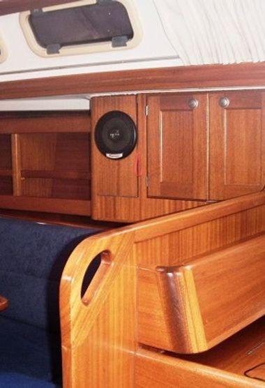 Barca a vela Elan 36 (2002)-3