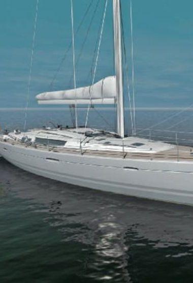 Sailboat Beneteau Oceanis 54 (2012)-3