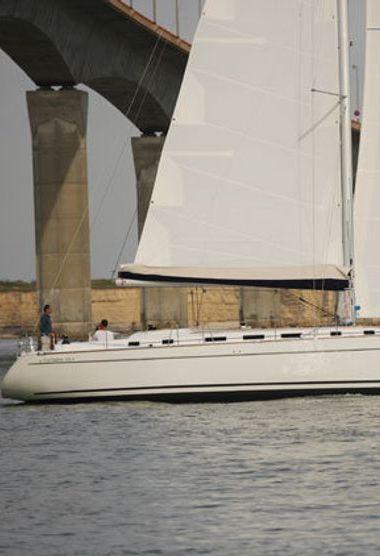 Sailboat Beneteau Cyclades 50.5 (2009)-3