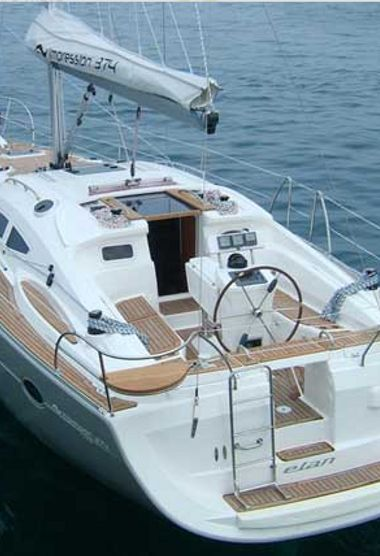 Sailboat Elan Impression 384 (2007)-3