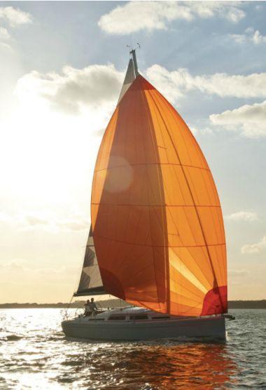 Sailboat Hanse 345 (2013)-3