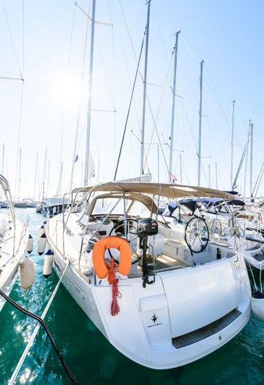 Sailboat Jeanneau Sun Odyssey 509 (2013)-3