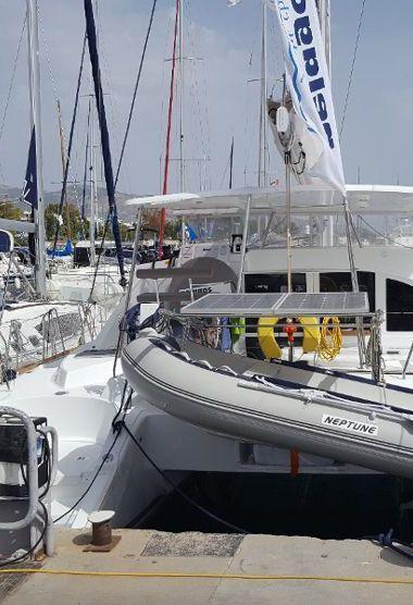Catamarano Lagoon 380 S2 (2016)-3