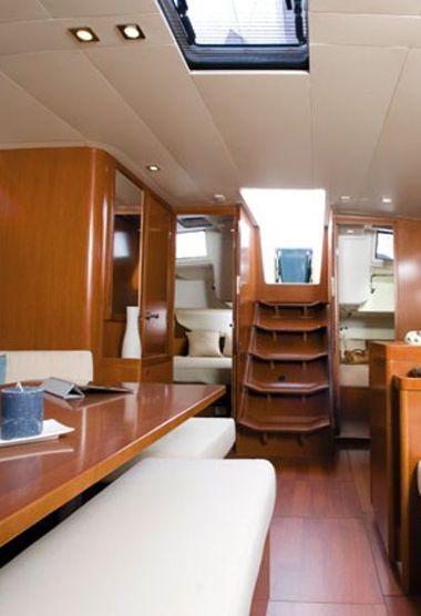 Zeilboot Beneteau Oceanis 41 (2013)-3