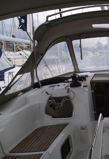 Barca a vela Jeanneau Sun Odyssey 469 (2014)-3