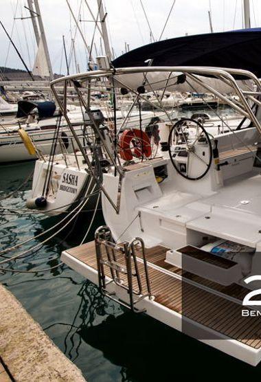 Barca a vela Beneteau Oceanis 48 (2014)-3
