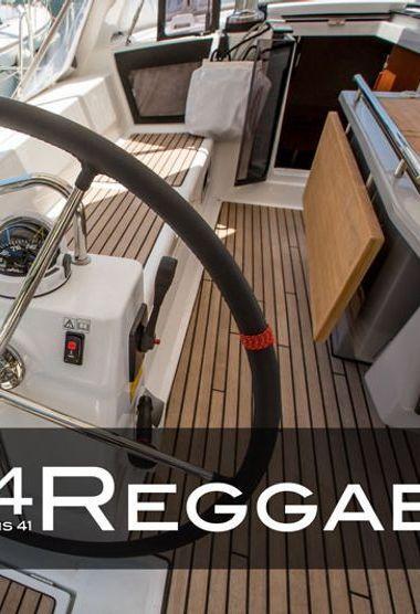 Barca a vela Beneteau Oceanis 41 (2014)-3