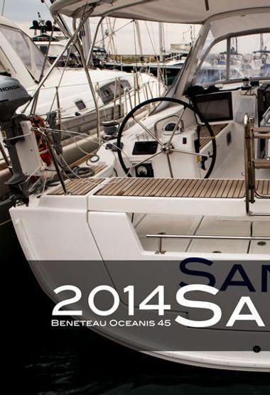 Barca a vela Beneteau Oceanis 45 (2014)-3