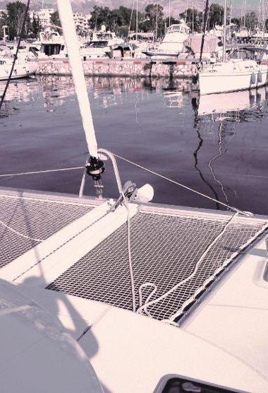 Catamaran Lagoon 380 S2 (2015)-3