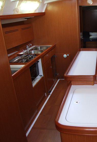 Zeilboot Beneteau Cyclades 50.5 (2006)-3
