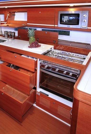 Barca a vela Dufour 450 Grand Large (2013)-3