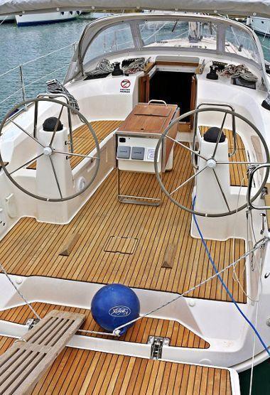Barca a vela Bavaria Cruiser 40 (2013)-3