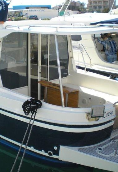 Motor boat Sas Vektor Adria 1002 (2012)-3
