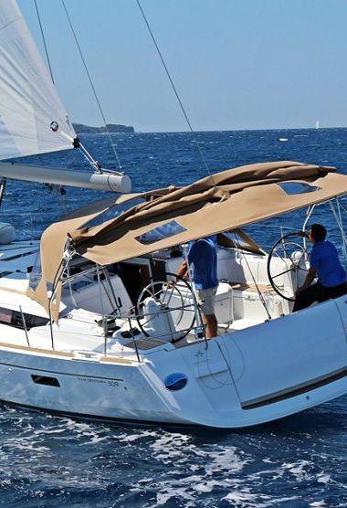 Zeilboot Jeanneau Sun Odyssey 509 (2014)-3