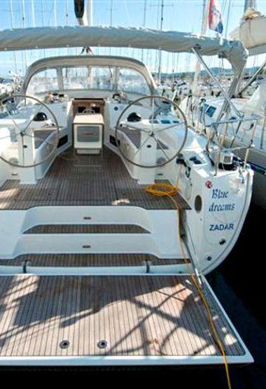 Zeilboot Bavaria Cruiser 45 (2010)-3