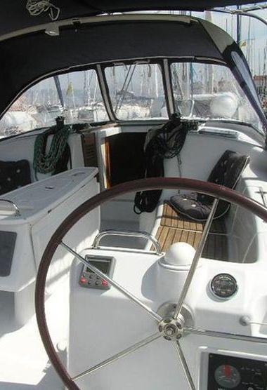 Zeilboot Beneteau Cyclades 43.4 - 2009 (refit 2017)-3