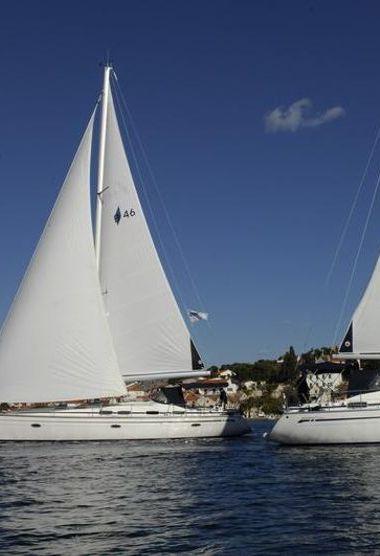 Zeilboot Bavaria Cruiser 37 (2007)-3