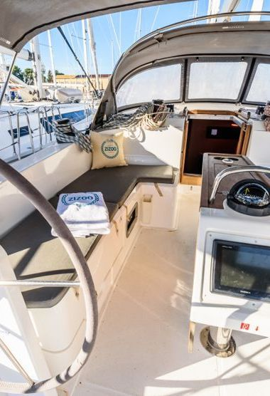 Zeilboot Bavaria Cruiser 46 (2016)-3